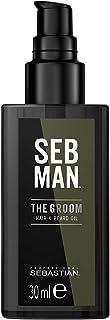 SEB MAN The Groom Hair and Beard Oil, 30ml
