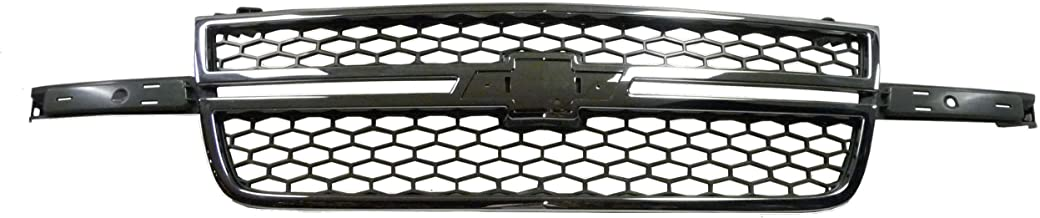 Chevy Pick Up Truck 03-07 Front Grille Car Chrome SS