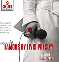 Made Famous By Elvis Presley: Bill Monroe, Dean Martin, Ray Charles, The Drifters, amo!