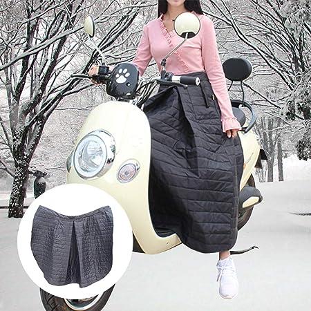 Esplic Bein Lap Schürze Abdeckung Dick Motorrad Beinschutz Winter Reiten Winddichter Baumwollrock Für Roller Wasserdichte Warme Knie Taille Beinabdeckungen Für Frauen Auto