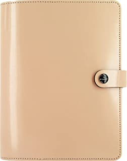 $77 » Filofax 2021 The Original Patent Nude - A5, 6 Rings, Includes Week On 2 Pages Calendar Diary, Multilingual (C022387-21), 5...