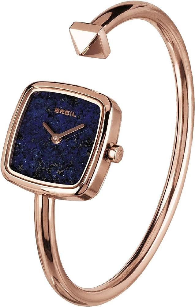 Breil orologio per donna modello b-rock con bracciale in acciaio TW1834