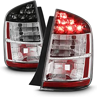 ACANII - For 2004 2005 2006 2007 2008 2009 Toyota Prius Tail Lights Aftermarket Lamps Set