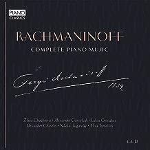 Sergei Rachmaninoff: Complete Piano Music