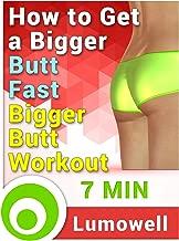 How to Get a Bigger Butt Fast - Bigger Butt Workout