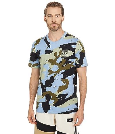 adidas Originals Camo Pack All Over Print T-Shirt