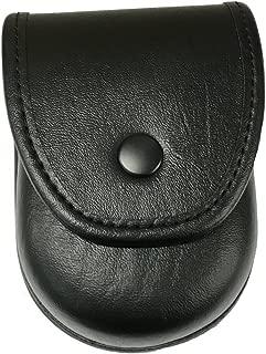ASP Centurion Handcuff Case, Chain/Hinge, Snap-Loc Clip, Black