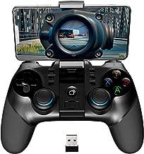 BINDEN Control Inalámbrico ÍPega PG-9156 para Smartphone, Tablet, Emulador, PC Windows, Función Turbo, 15 Horas de Juego