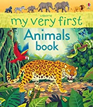 My Very First Animals Book (My First Books)