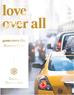 Love Over All: Jesus Every Day Devotional Guide