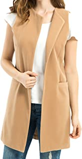 Best sleeveless wool jacket Reviews