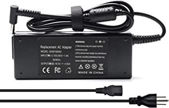 90W 19.5V 4.62A AC Adapter Laptop Charger for HP Envy Touchsmart Sleekbook 15 17 M6 M7 Series,HP Pavilion 11 14 15 17,HP Spectre X360 13 15 Power Supply Cord ¡­