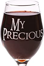 Funny Guy Mugs My Precious Wine Glass, 11-Ounce - (Several Styles To Choose From)
