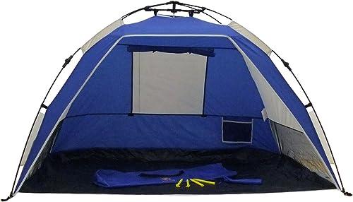 Genji Sports Beach Star Tent Tienda de Campaña, Color Azul