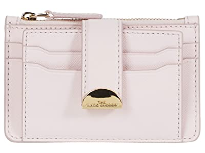 Marc Jacobs Half Moon Multi Card Case (Pink Tutu) Handbags