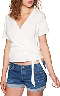Billabong Under Wraps Womens Top