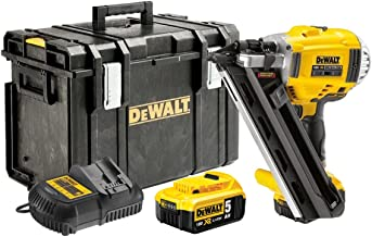 Dewalt DCN692P2K-QW - 18 v 18v batería clavadora 5 ah dcn692p2 k / dcf886