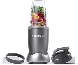NutriBullet NBR-0601WM 600W Nutrient Extractor, 6pcs, Gray