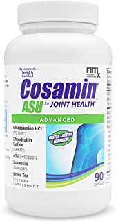 Cosamin ASU Joint Health Supplement - Advanced, Faster Acting Formula, 90 Capsules