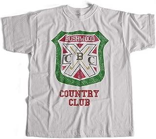 Bushwood Crest T Shirt - An Old Skool Hooligans Classic Movie Inspired Design