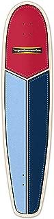 Hamboards Huntington Hop Surfskate Longboards RLBN Multi Panel 3'9