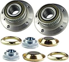 Bapmic 31226757024 Front Left + Right Wheel Hub Assembly for BMW 3 Series E46 E36 Z4 (Pack of 2)