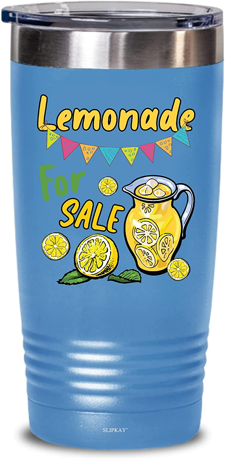 Lemonade Chicago Mall For Sale Stand Max 46% OFF 20oz Tumbler Gifts