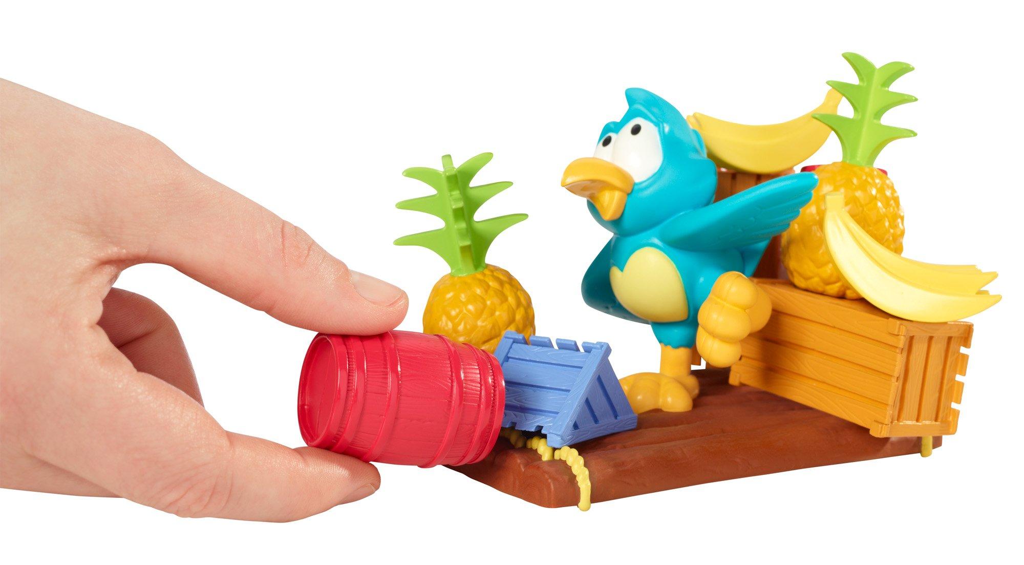 Juegos Mattel - Juego de Mesa, ¡Al Loro! (Y2551): Amazon.es: Juguetes y juegos