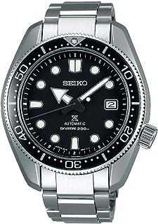 Seiko - Reloj Analógico para Hombre de Automático con Correa en Acero Inoxidable SPB077J1