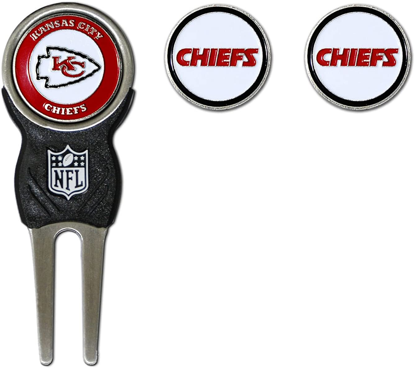 Team Golf NFL Unisex-Adult Divot Tool Popularity Ranking TOP17 Pack Mark with Ball 3