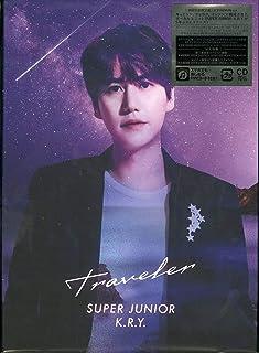 Traveler【キュヒョン ver.】(CD)(初回盤)