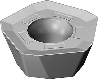 Positive Chip Breaker Pack of 10 Sandvik Coromant 419R-1405M-PM 1020 Carbide Milling Insert 0.08 mm Corner Radius