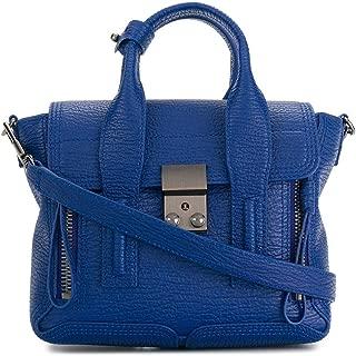 Luxury Fashion   3.1 Phillip Lim Womens AC000226SKCCO403 Blue Handbag   Spring Summer 19