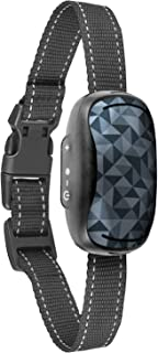 GoodBoy Small Rechargeable Dog Bark Collar for Tiny to Medium Dogs Weatherproof and..