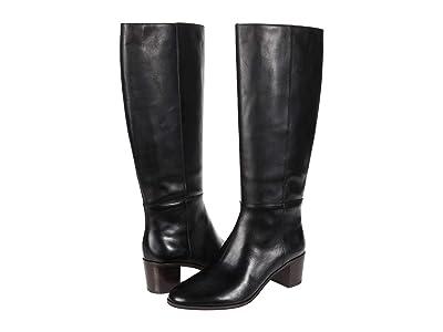 Madewell Geneva Tall Boot (True Black) Women