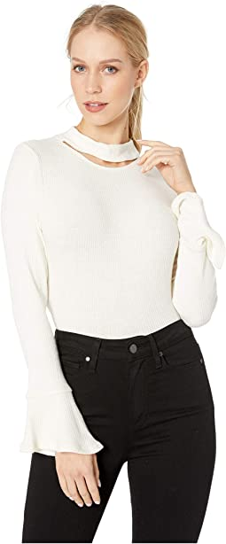 Franz Slub Sweater Top