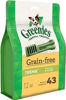 Greenies Grain Free Dental Treats for Teenie Dog 340 g, 12 oz