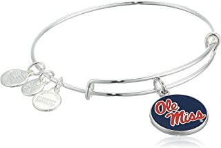 Alex and Ani Color Infusion, University of Mississippi Charm Bangle