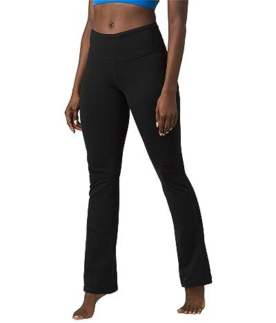 Prana Transform Flare Pants (Black) Women