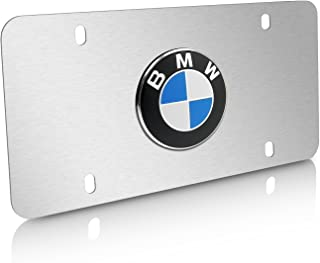 Best bmw logo plate Reviews