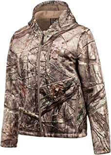 Image of Huntworth Ladies Hunting Soft Shell Jacket, Hidd'n Camo