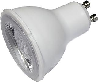 Laes 987157 Bombilla Dicroica LED GU10, 8 W, Blanco, 50 x 55 mm