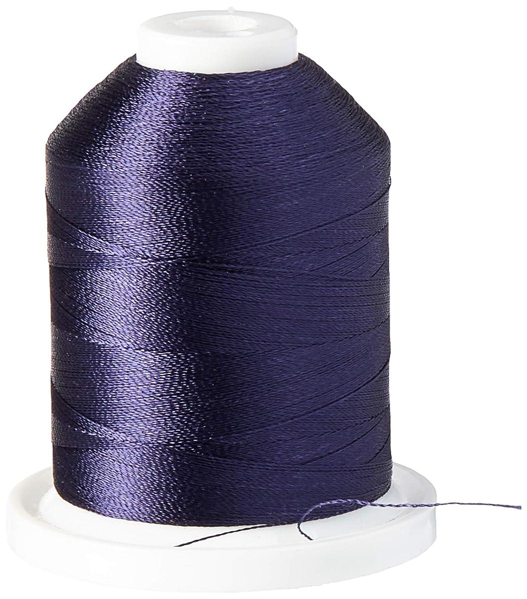 Robison-Anton Rayon Super Strength Thread, 1100-Yard, Light Midnight