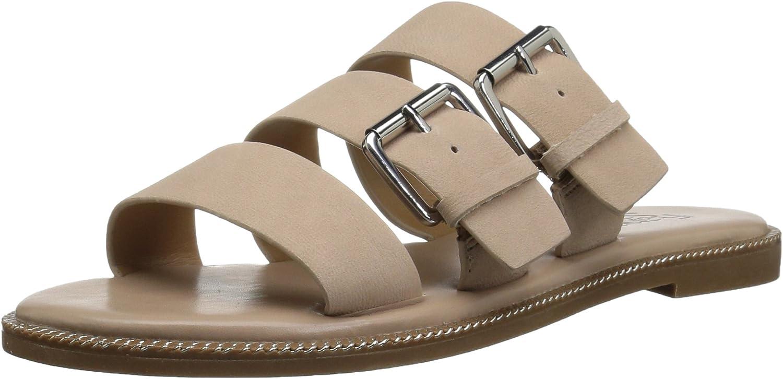 Franco Sarto Womens Kasa Flat Sandal
