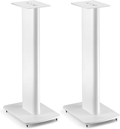 KEF Performance Speaker Stand (White, Pair)