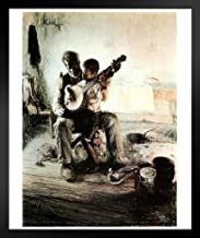 Best the banjo lesson print Reviews
