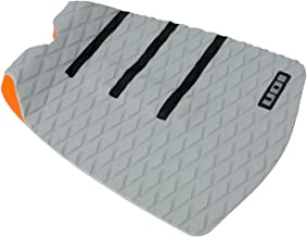 ION Footpad Deck Grip 1-tlg Grau/Schwarz Surfboard Wellenreiter Kiteboard Pad