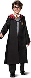 Disguise Harry Potter Costume for Kids, Classic Boys Outfit, Children Size Medium (7-8), Black & Red (107519K)