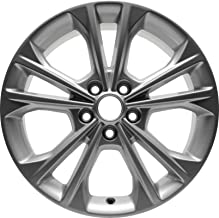 Partsynergy Replacement For New Aluminum Alloy Wheel Rim 17 Inch Fits 2017-2018 Ford Escape 5-108mm 7 Spokes
