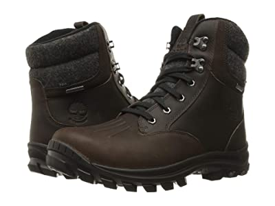 Timberland Chillberg Waterproof Mid Boot (Dark Brown Full Grain) Men